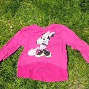 Other - Minnie Mouse sweatshirt